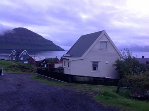 Elduvík, Geilarvegur 26