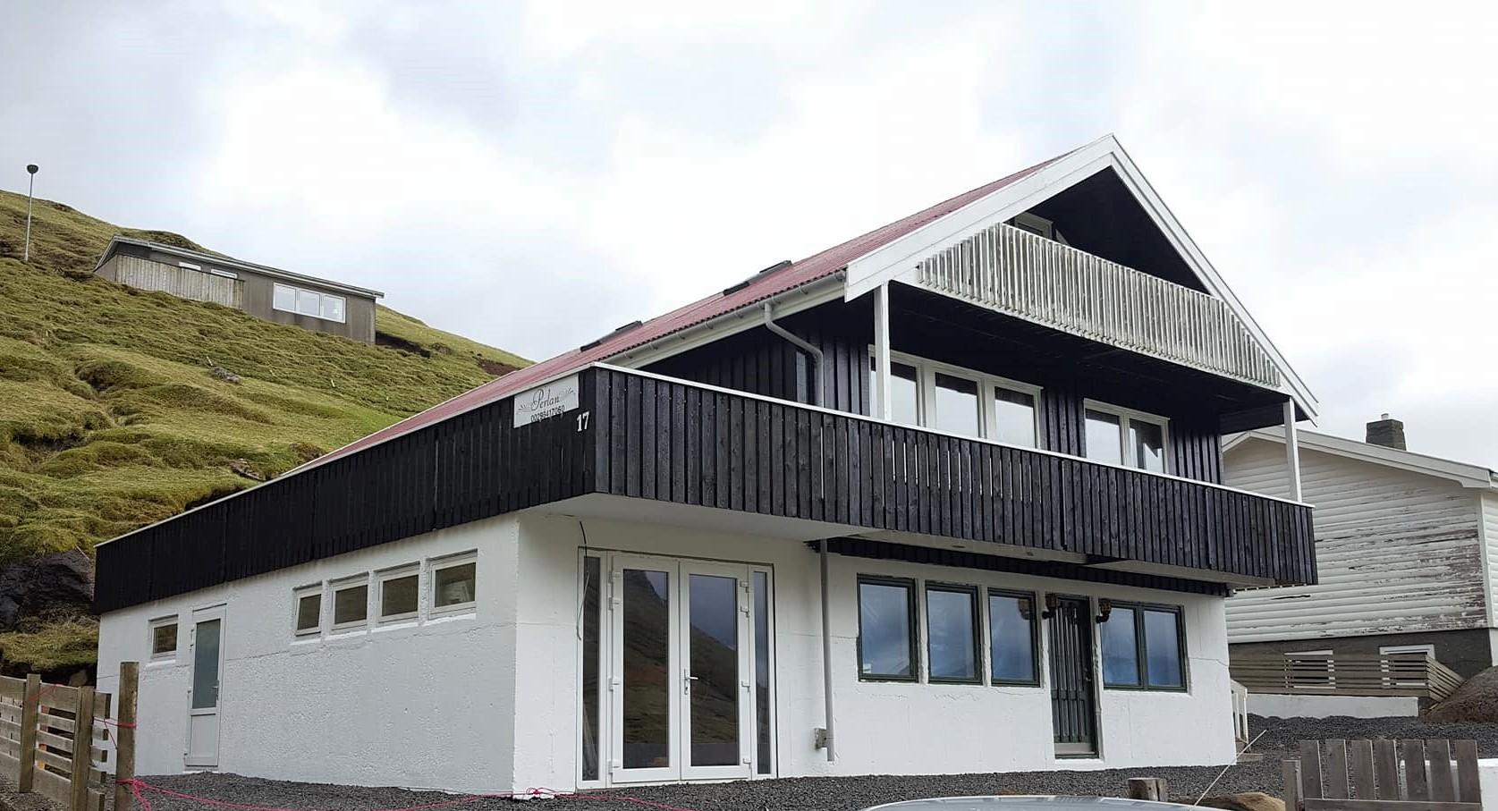 """Elduvík, """"Perlan"""" Dalkinsvegur 17"""