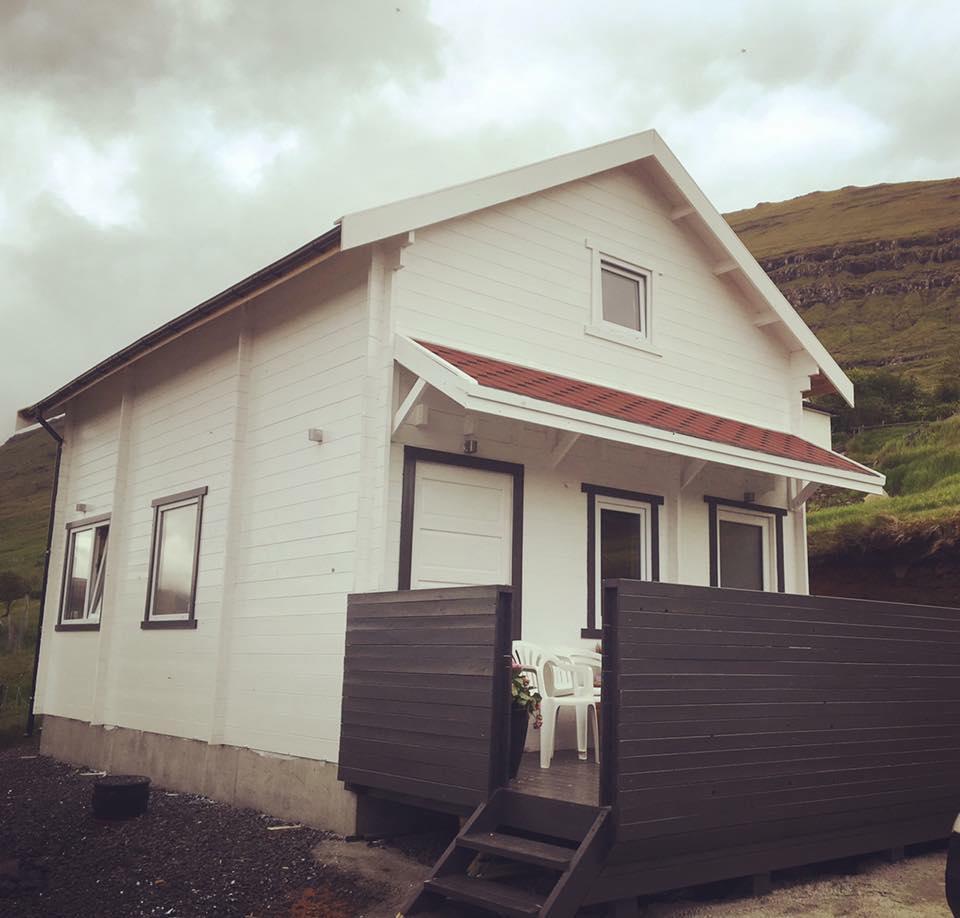 Søldarfjørður, Fjord Cottage - EY24