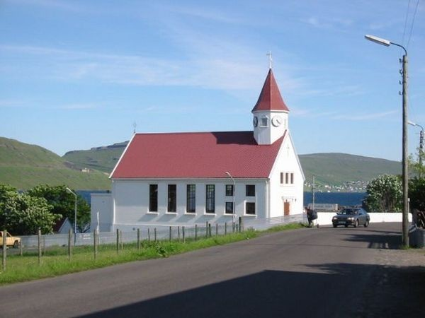 The church of Skála