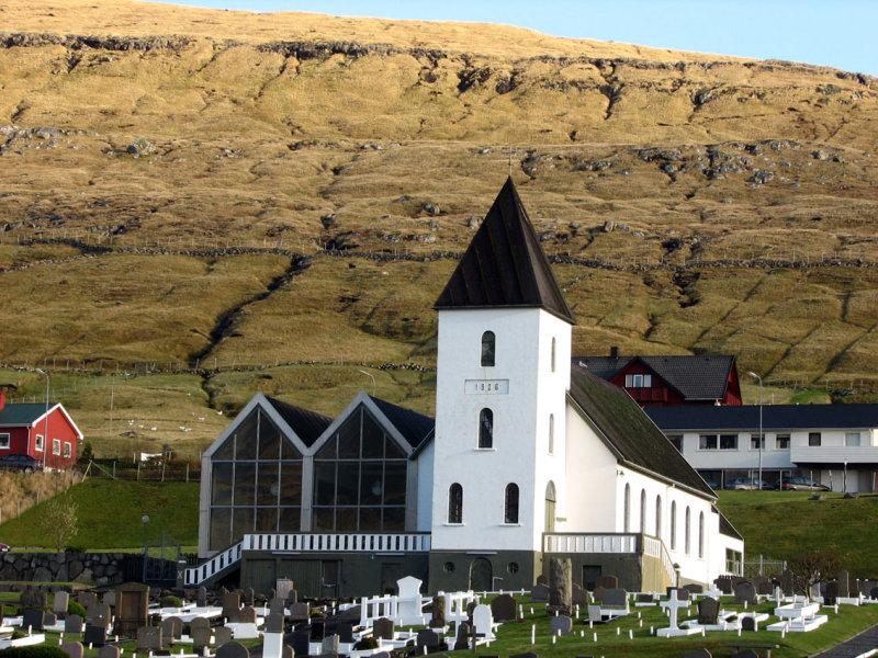 Glyvra kirkja