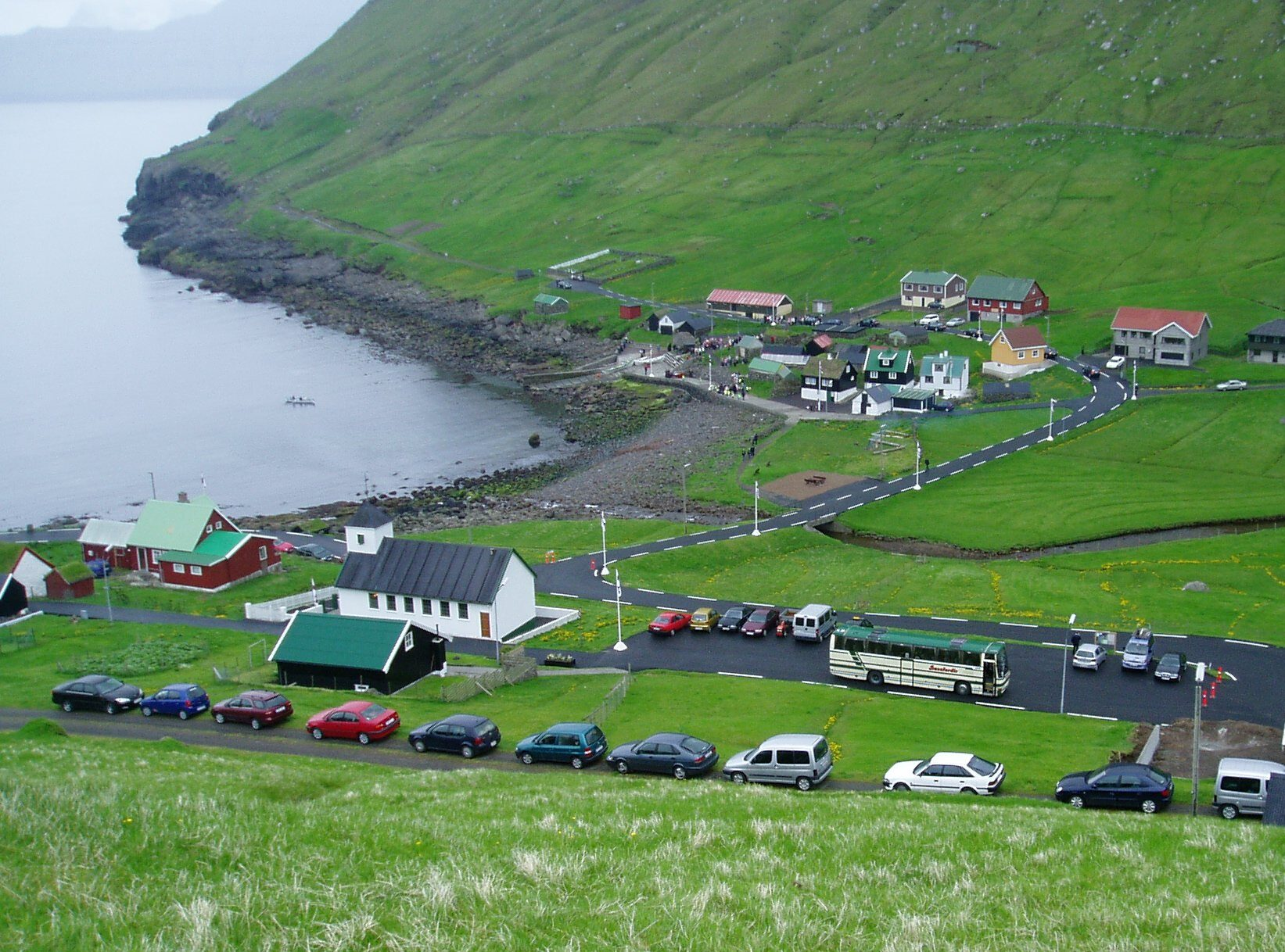The Church Of Elduvík