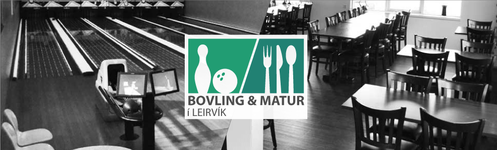 The bowling restaurant