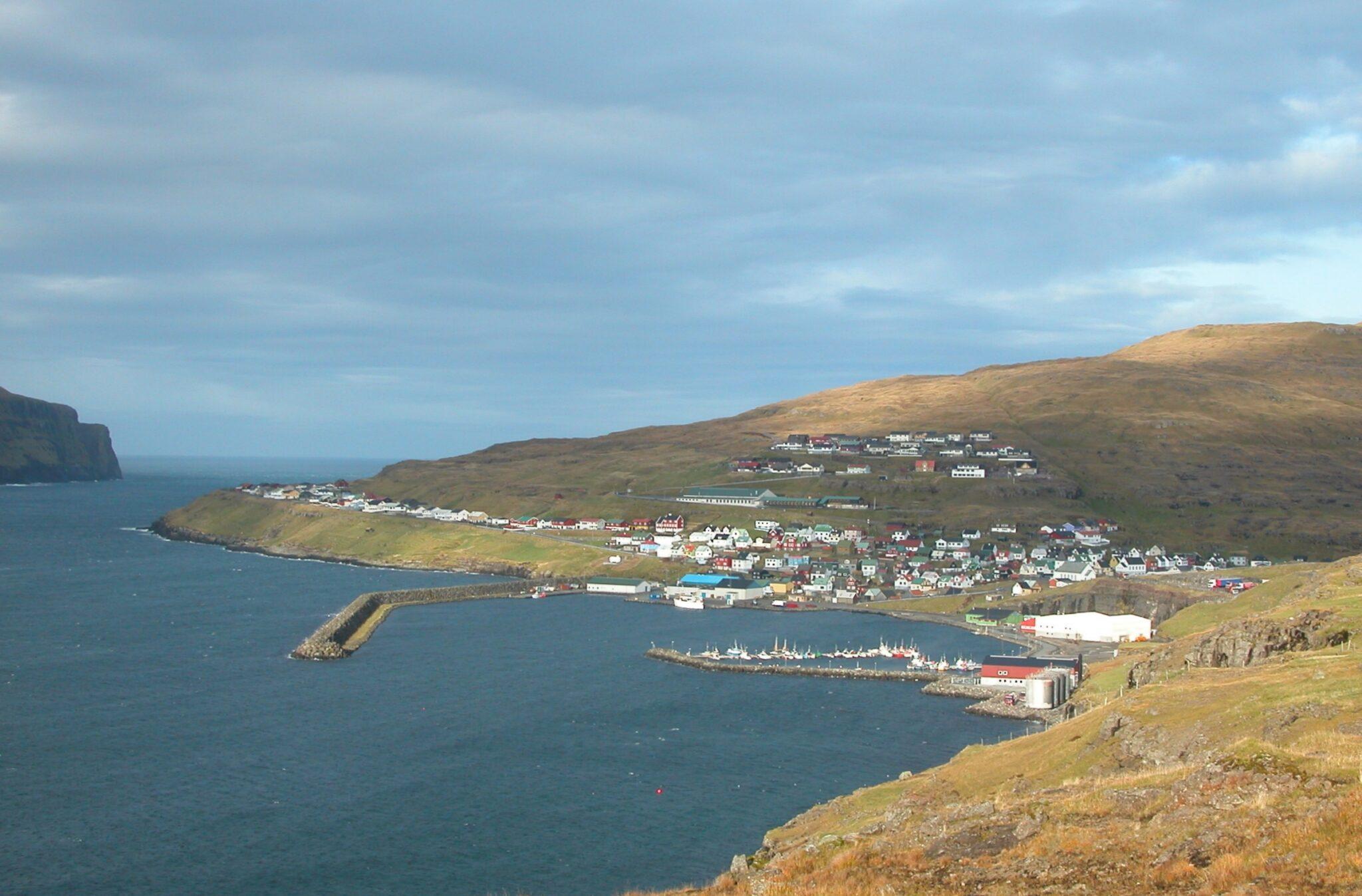 Camping in Eiði