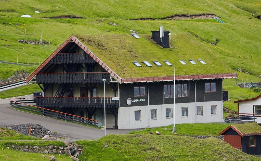 Gjáargarður - Guesthouse of Gjógv