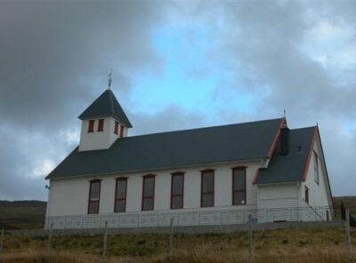 The church of Rituvík
