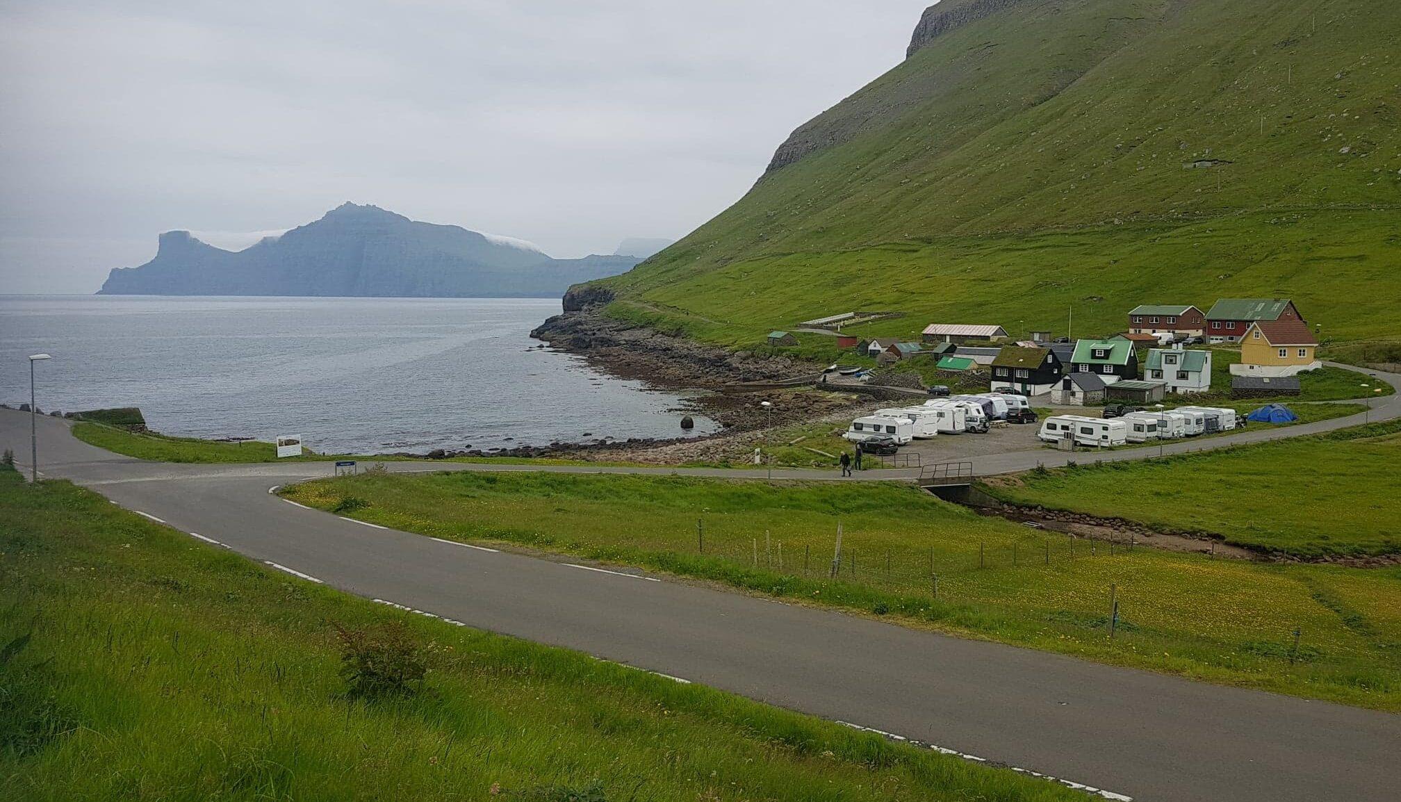 Elduvík Camping