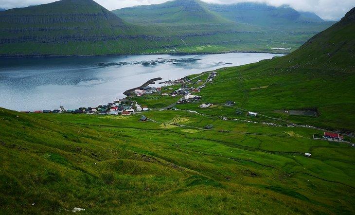 Oyndfjarðafjall og Tindur