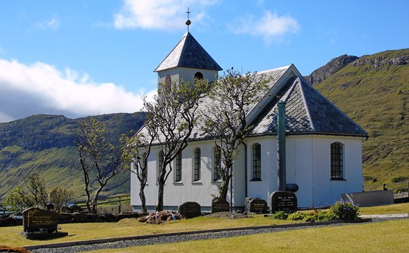 The church of Selatrað
