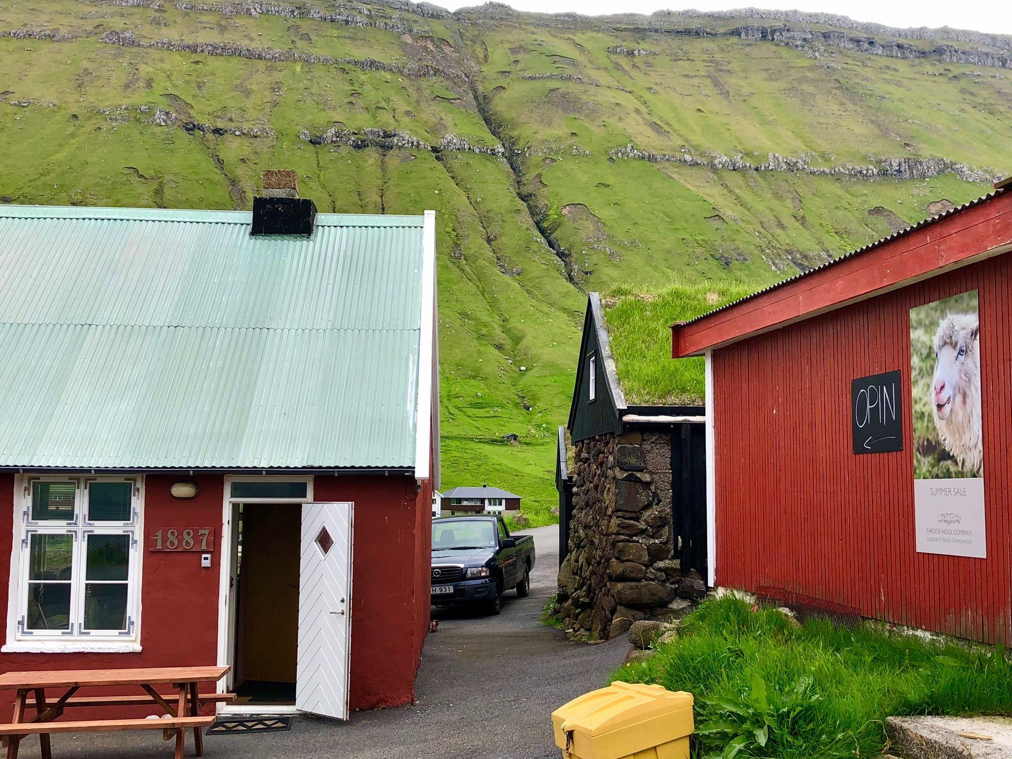 Summar í Elduvík